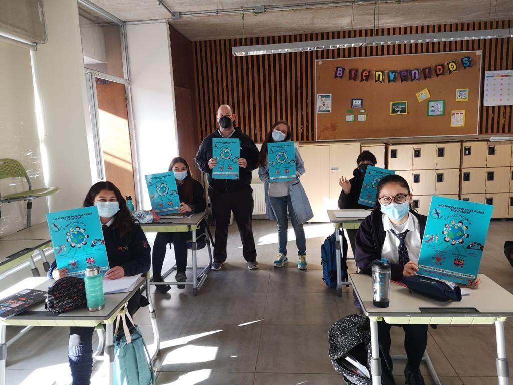 Convivencia Escolar Colegio Cabo de Hornos Ayres de Chicureo Colina